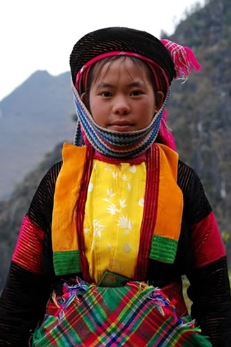 Giay people in Sapa