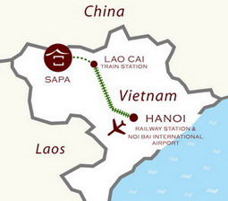 From Hanoi to Sapa